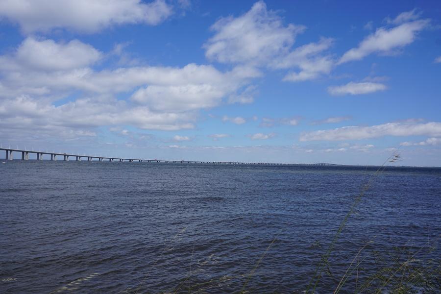 L'immense pont Vasco de Gama