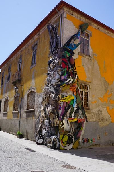 Du street-art du côté des caves