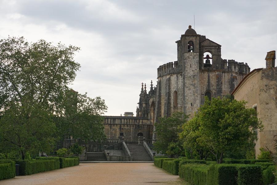 Le convento da Cristo