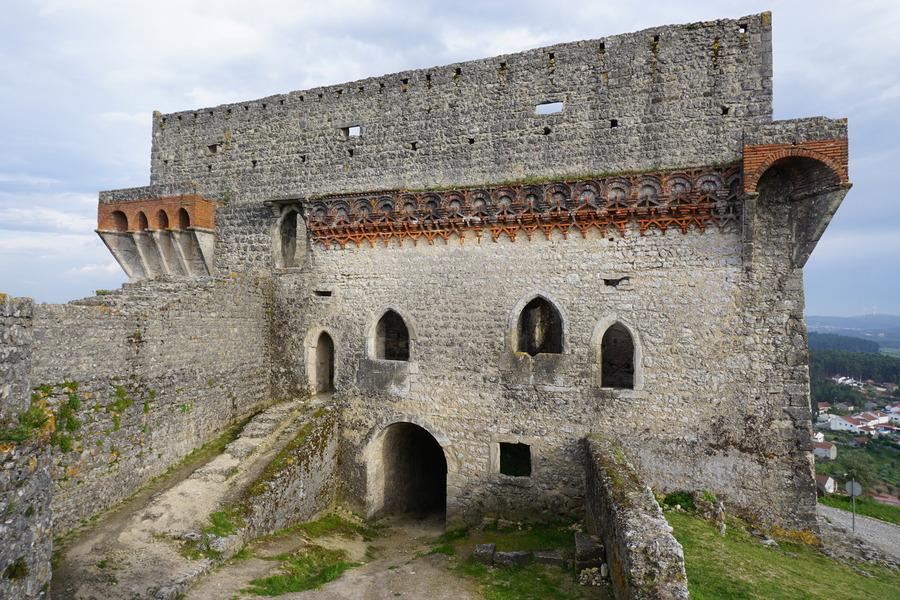 Le château d'Ourem
