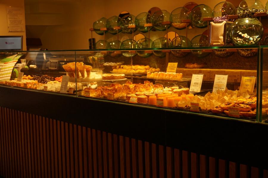 Les pâtisseries chez Alcoa
