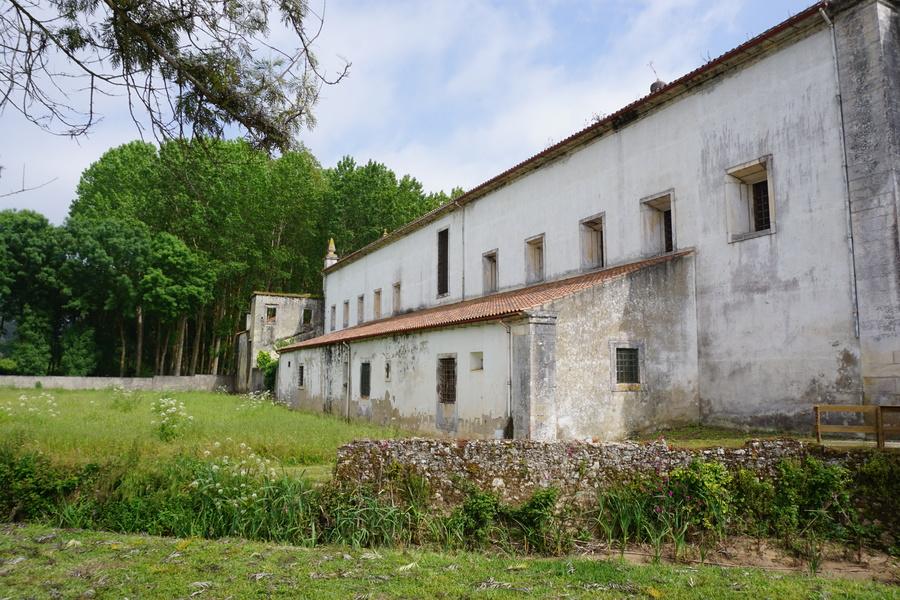 Le convento de Santa Maria de Coz