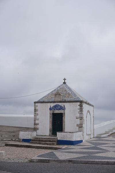 Nazaré, vue depuis le Sitio