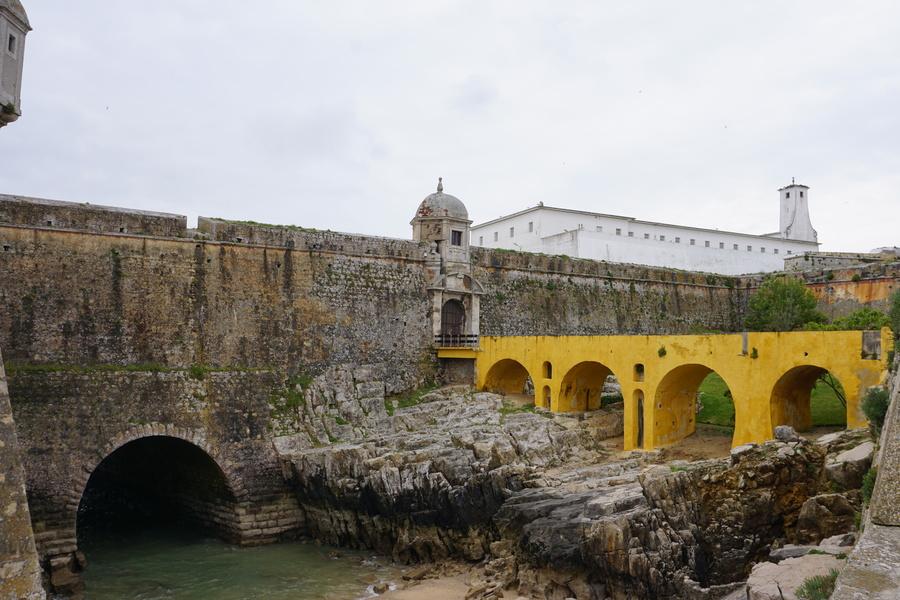 La forteresse de Peniche