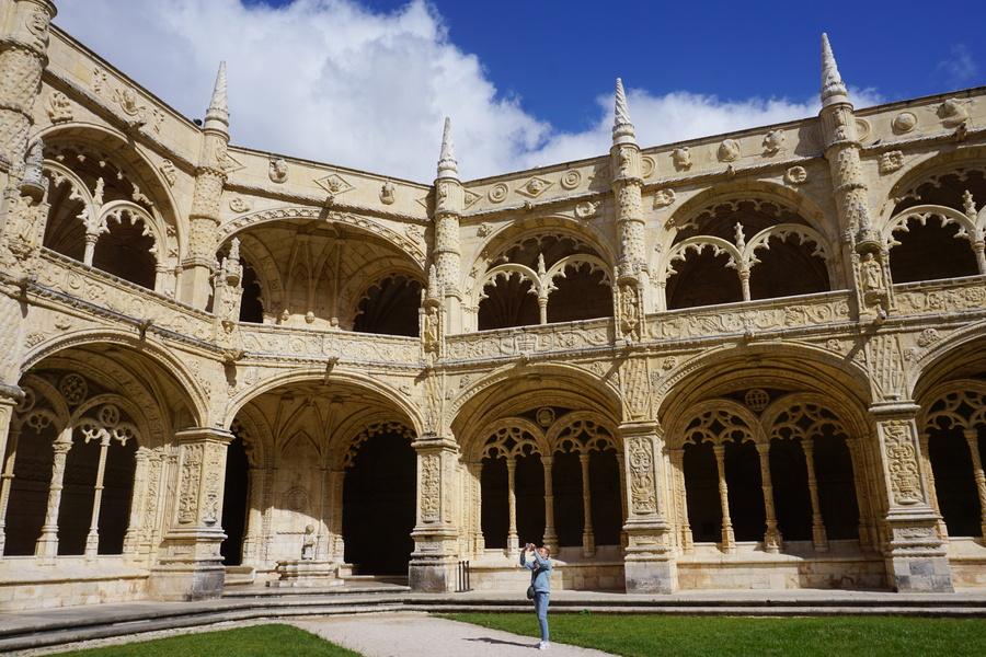 Le monastère des Jeronimos