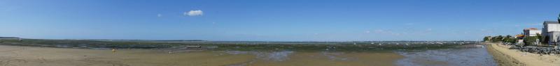 Panorama à Ronces-les-bains