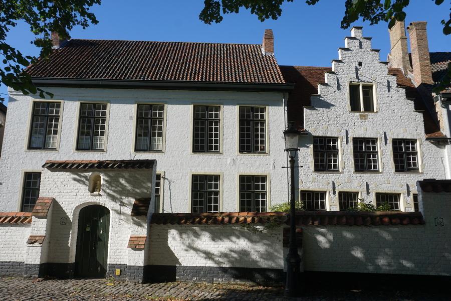 Le béguinage de Brugge
