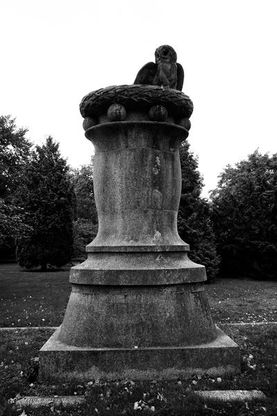 La tombe de Niels Bohr