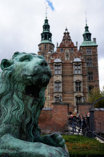 Le Rosenborg Slot