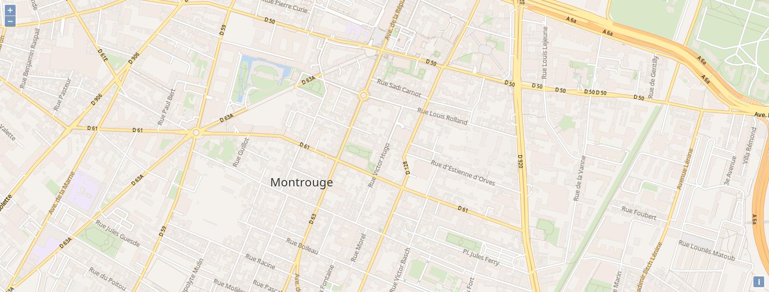 Rendu de Montrouge